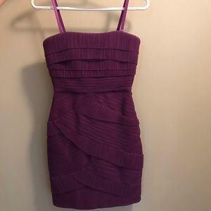 BCBG dress, straps can be added or removed